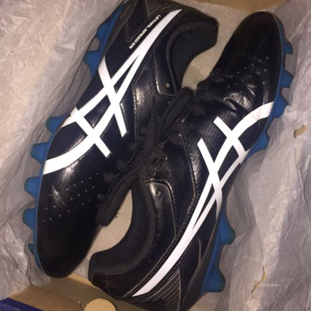 Lethal RS - Black/White/Blue ASICS