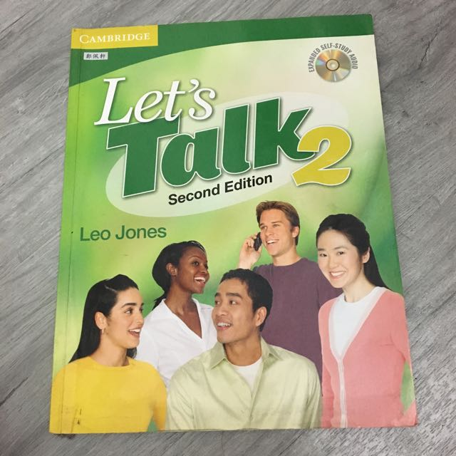 Let's Talk 2