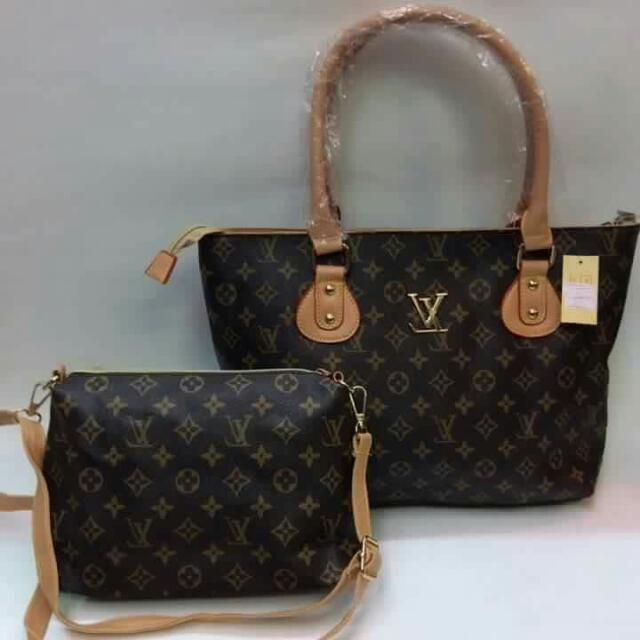 LV 2in1 Bag 👜✔
