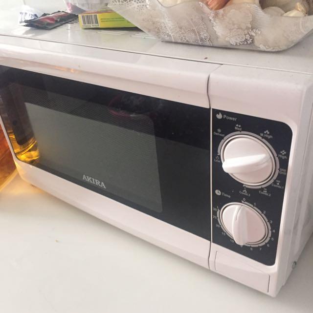 Microwave RUSH SALE