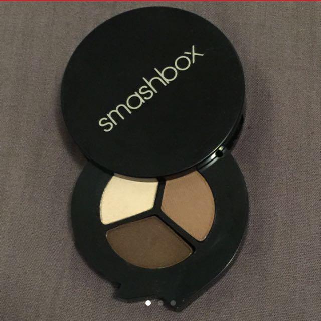 MINI Smashbox Eyeshadow trio