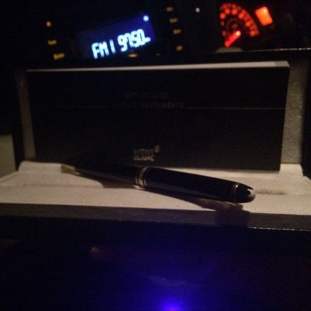 MONTBLANC Meisters Classique Ballpoint Pen 10883