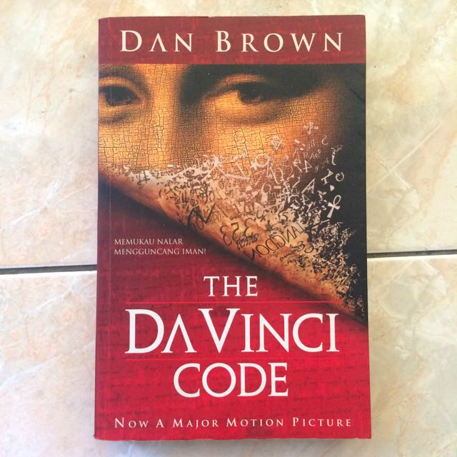 "(Novel) ""The Da Vinci Code"""