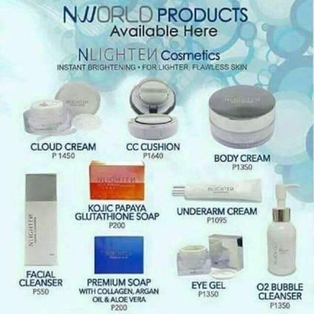 NWorld Products Available Here