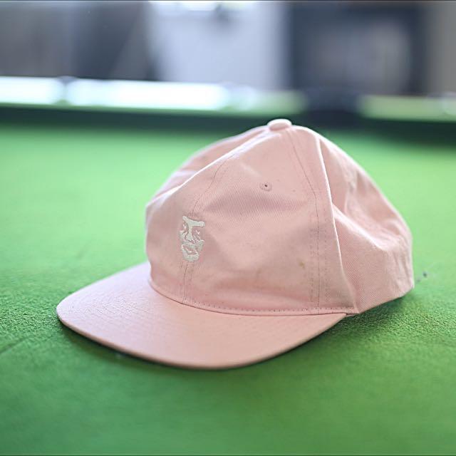Obey Pink Snapback
