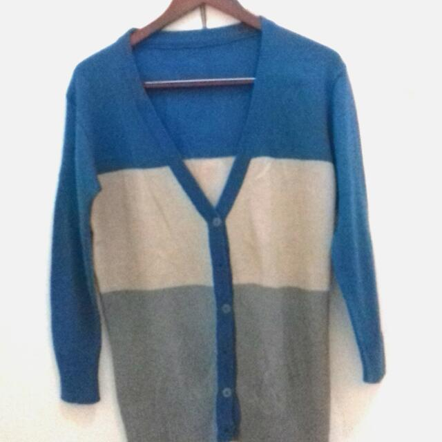 (Free Ongkir) Outer Knit