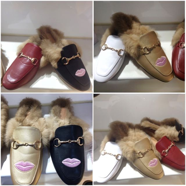 PARODY GUCCI SHOES