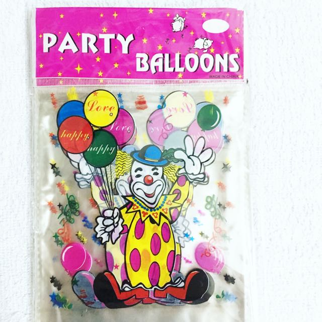 Party Needs/ Balloons