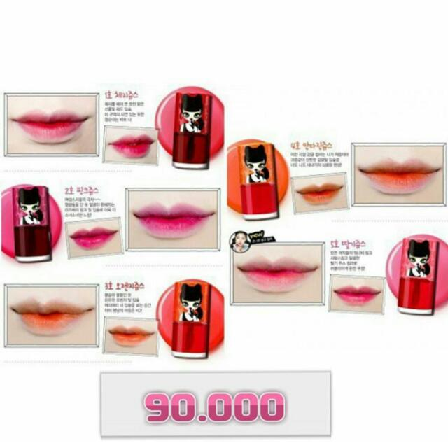 PERIPERA WATER TINT READY STOCK