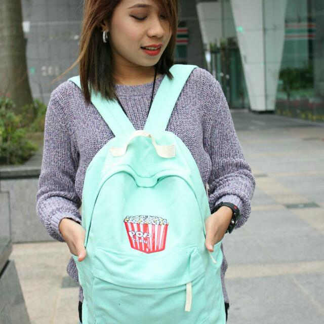 Pop Corn Backpack
