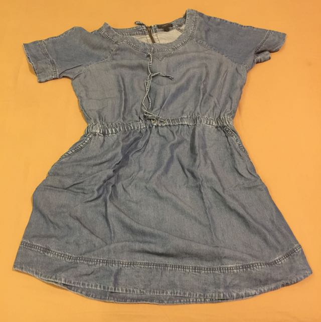 Pre Loved J Crew Jeans Dress