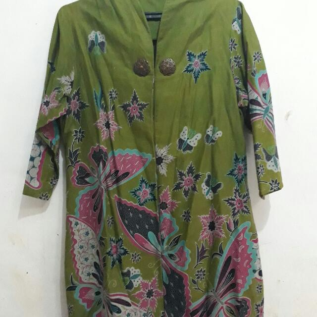 Preloved Baju Batik