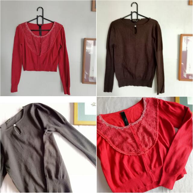 Pull Over Bundle (sweaters)