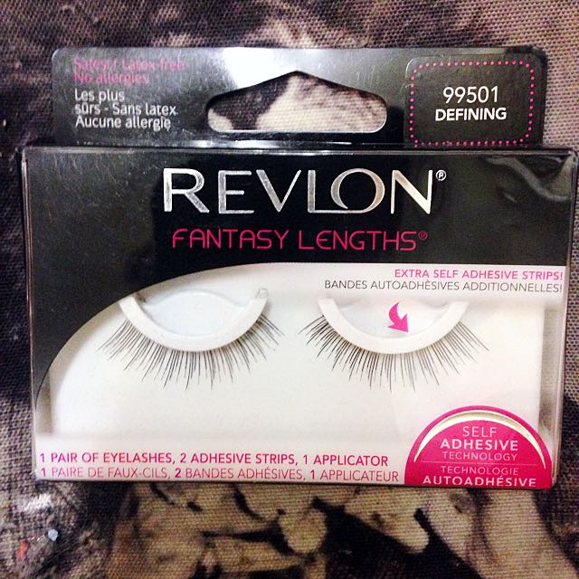 Revlon False Lashes