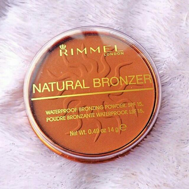 Rimmel Natural Bronzer - Sunkissed