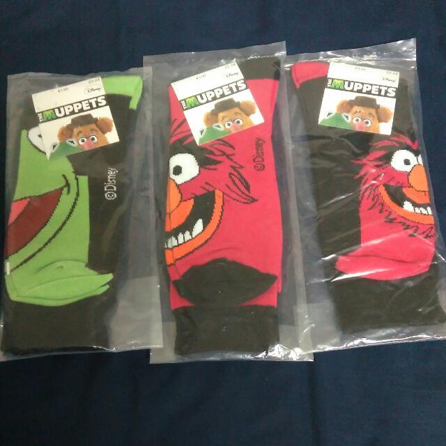 Sesame Street 芝麻街 大鳥 青蛙 垃圾桶怪 餅乾怪