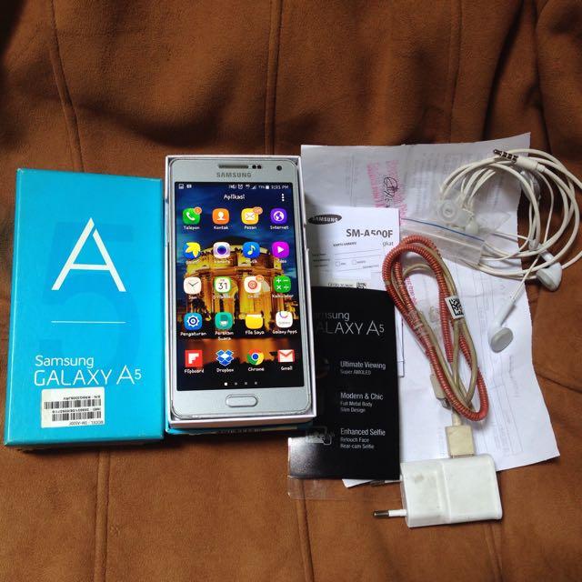 Smartphone Samsung A5 2015