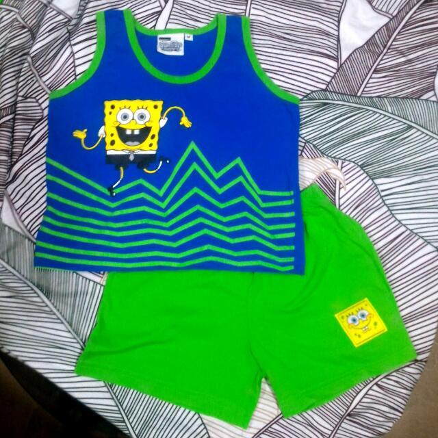 SpongeBob Terno