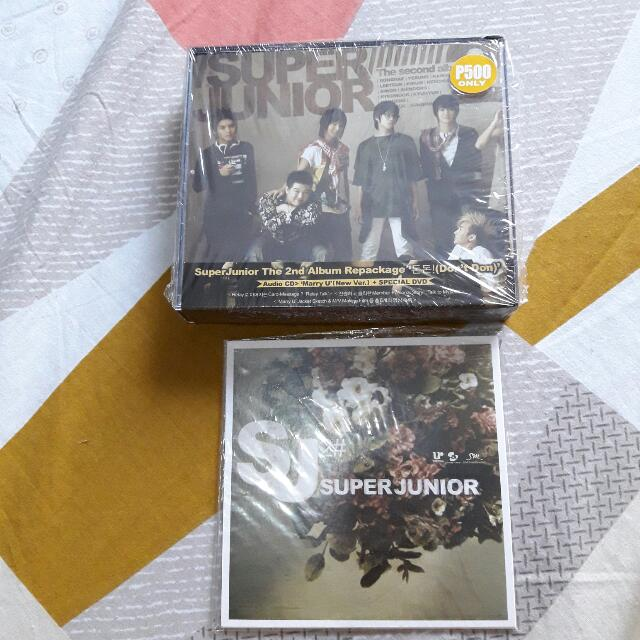 Super Junior Don't Don't Special DVD