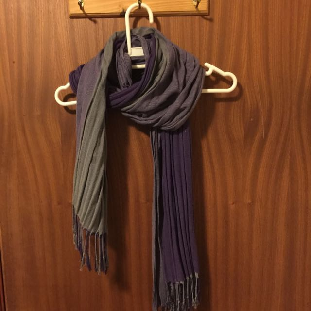 Three Toned Scarf