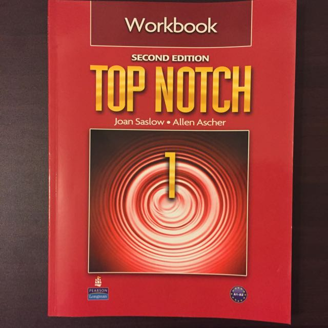 Top Notch 1練習題
