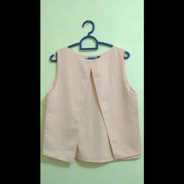 Tops Baby Pink