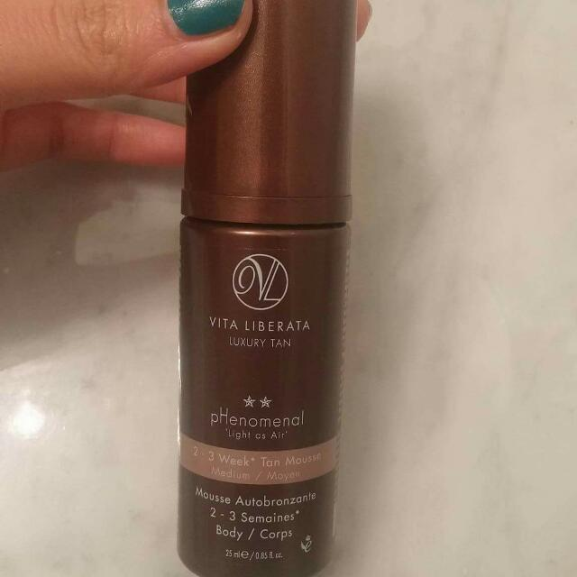 Vita Liberata 2-3 Week Tanning Mousse 25ml