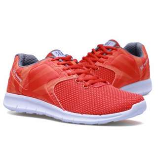 整月1212 361度 綜合/訓練/跑步/慢跑鞋 Kevin Love Marbury 紅橙 EUR:44(27CM)