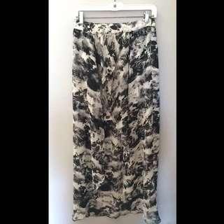 Layered Rose Skirt