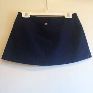Lululemon Active Skirt