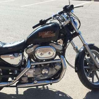 89 Harley-Davidson 1200cc