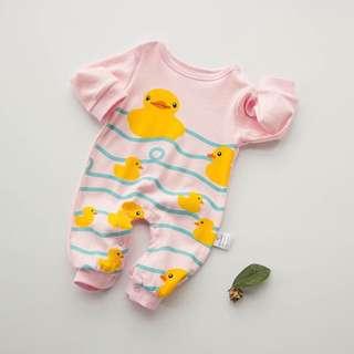(預訂)0-2歲BB純棉連身衣