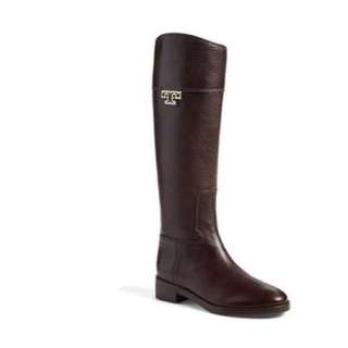 Tory Burch Joanna Riding Boots 6.5