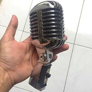 shure classic microphone 55sh