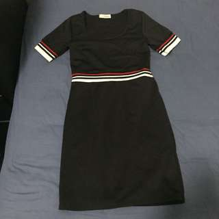Size S Tshirt dress