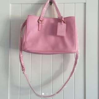 Pastel Pink Kate Judith Bag - Brand New!