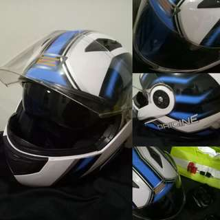 Almost New Origine Helmet