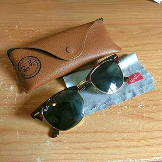 RayBan RB3016 clubmuster
