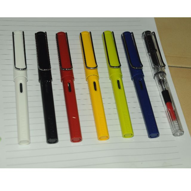 0.5MM Medium Nib Fountain Pen with Converter
