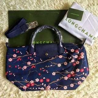 Longchamp Neo Fantasie-Sakura Edition