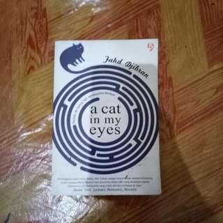 A Cat In My Eyes - Fahd Djibran
