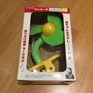 🆕 Baby Stroller Portable Fan