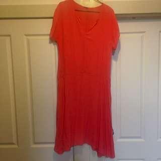 Studio-W Red Dress
