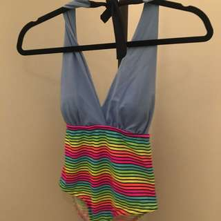 Bathing Suit Bought From A Boutique In Bahamas Never Worn