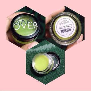 #TisGratis (GIVE AWAY)🎀 Make Over Lip Balm/Lip nutrition (Melon Crazy) dan Lip Gloss Sophie Paris!