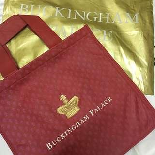 Buckingham Palace Shopping Bag
