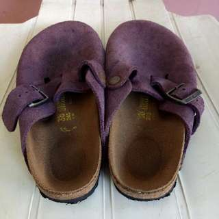 Birkenstock Purple Clog