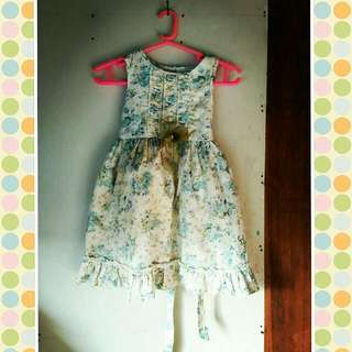 dress for 1-2 yrs old