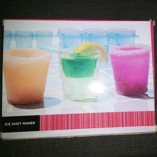 Ice Shot Maker Great for parties!