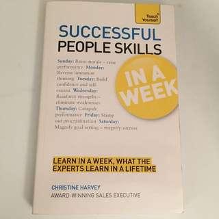 Successful People Skills